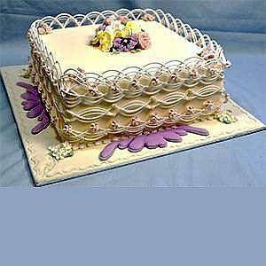 Cake Decorating Course Qatar : INTERMEDIATE CAKE DECORATING
