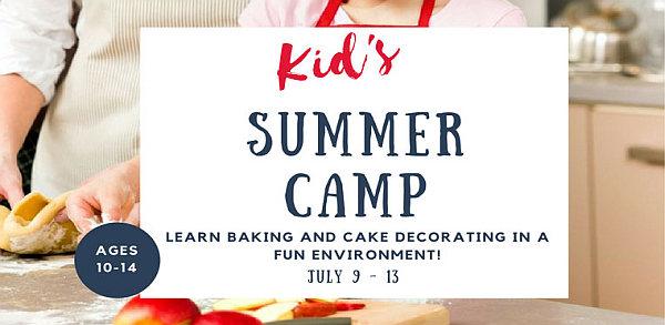 Summer Camp - Class for kids - New class